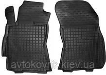Поліуретанові передні килимки в салон Subaru Outback IV (BM) 2009-2014 (AVTO-GUMM)