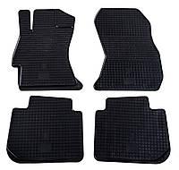 Резиновые коврики для Subaru Outback III (BP) 2003-2009 (STINGRAY)