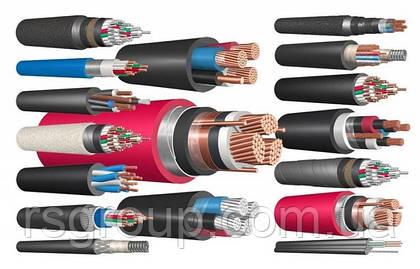 Расшифровка кабеля и провода