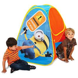 Игровые палатки, туннели, домики, коврики