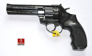 "Револьвер под патрон флобера Ekol Viper 4.5"" black"