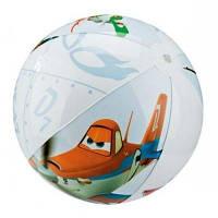 Надувной мяч для пляжа Planes Intex Интекс 61 см