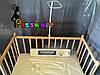 Держатель под балдахин (опора, крепеж) на детскую кровать - Фото