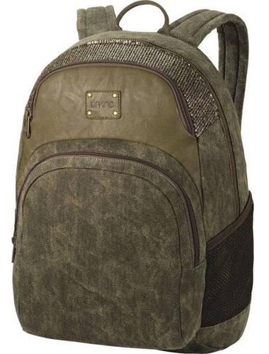 Модный женский рюкзак на каждый день, хаки Dakine HANA OLIVETTE 26L olivette 610934829259