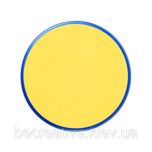 Желтый аква-грим 18 мл
