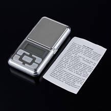 Карманные ювелирные весы 0,1 - 200гр + батарейки., фото 3