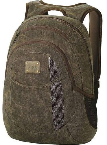 Функциональный женский рюкзак для путешествий, хаки Dakine GARDEN OLIVETTE 20L olivette 610934829365