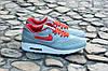Кроссовки Nike Air Max 1 Ultra Grey Red