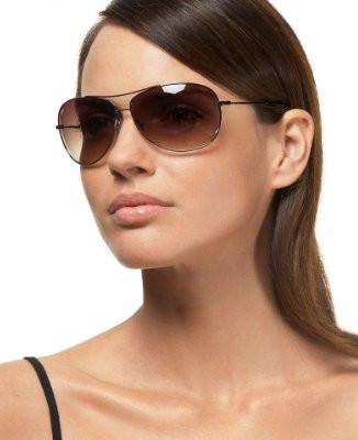 Солнцезащитные очки разные