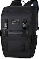 Надежный рюкзак для настоящих мужчин черного цвета Dakine LEDGE 25L black 610934841688