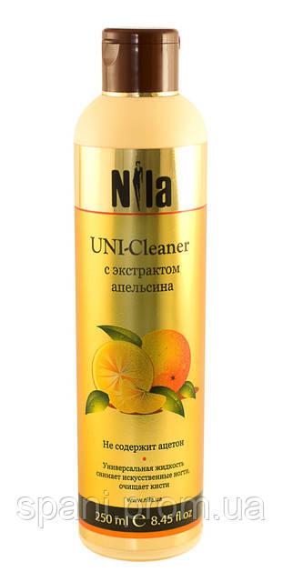 Nila Uni-Cleaner Універсальна рідина для очищення (апельсин), 250мл