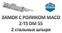Замок c роликом МАСО Z-TS DM-55 (2 штыря)., фото 1