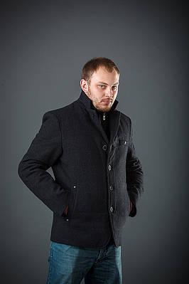 Пальто мужское из кашемира Мон джинс