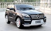 Детский электромобиль Mercedes-Benz ML 63, черный