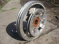 Шкив отбойного битера 10.14.00.001 Дон-1500 (алюминний)
