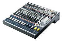 Soundcraft EFX8 + K - Микшерный пульт с эффектпроцессором - 8-моно, 2-стерео, 1-Aux, фото 1