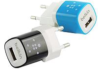 Сетевое зарядное USB Belkin 1A