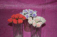 Бутоньерки, букетики, веночки, цветы