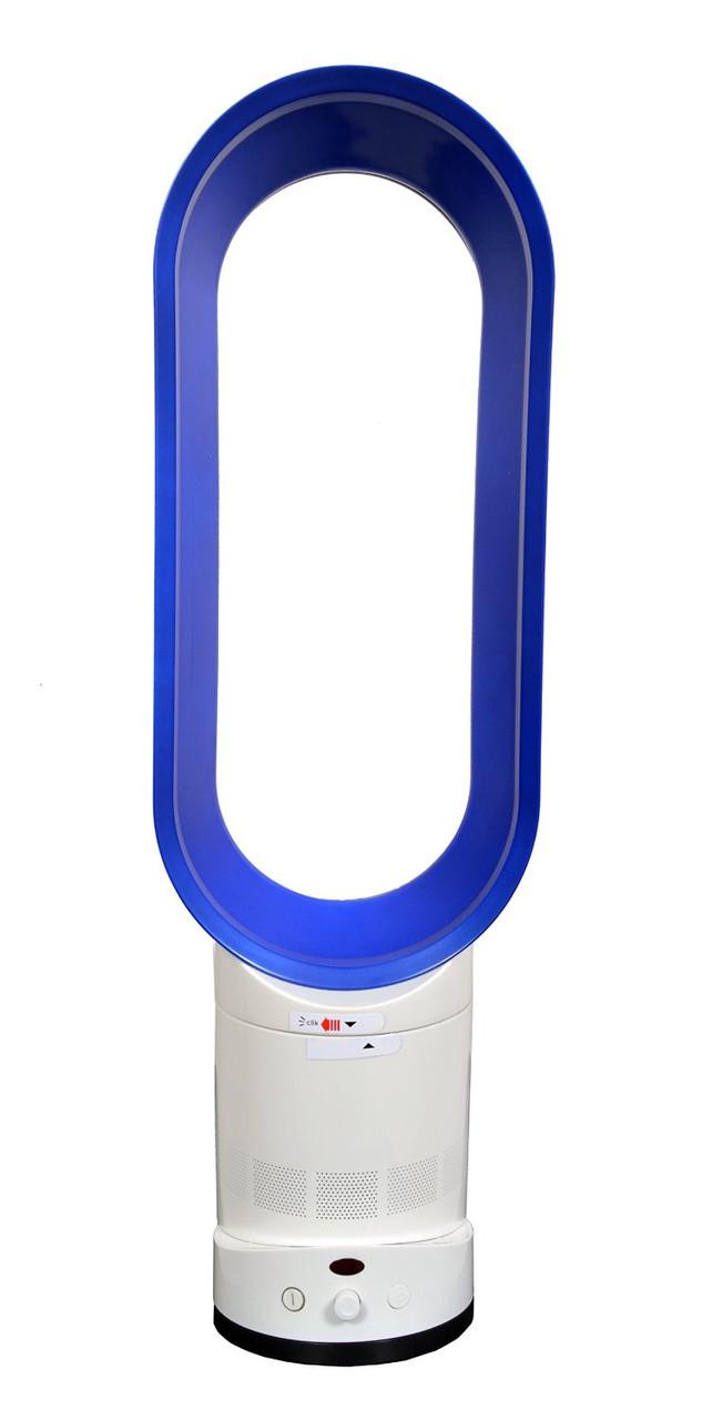 """Безлопастной вентилятор 36 см. с пультом. Овальный """"Bladeless Fan T30"""""""
