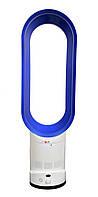 """Безлопастной вентилятор 36 см. с пультом. Овальный """"Bladeless Fan T30"""", фото 1"""