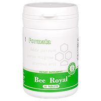 Bee Royal™ (90) Би Роял / Спирулина + Пчелиная пыльца + Маточное Молочко
