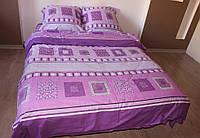 Комплект постельного белья семья
