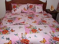 Комплект постельного белья хлопок (семья)