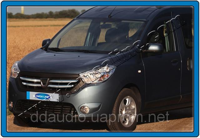 Dacia Dokker 2013+ гг.