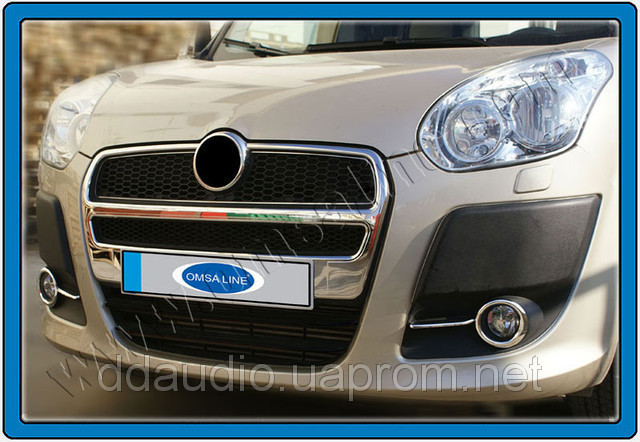 Fiat Doblo III nuovo 2010+ и 2015+ гг.