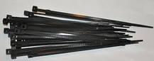 Стяжки 3х200мм черн, фото 2