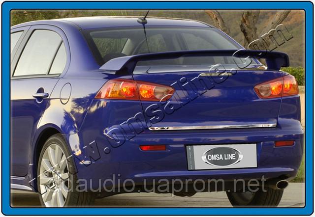 Mitsubishi Lancer X 2008+ гг.