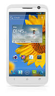 "Смартфон THL W5 экран 4,7"" 2-х ядерный на 4 андроиде (GPS, Wi-Fi, Duos, 8 MP, белый, white) + стилус и чехол!"