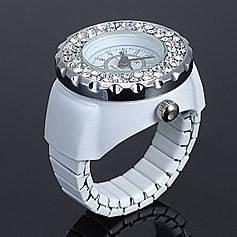 Женские часы-кольцо