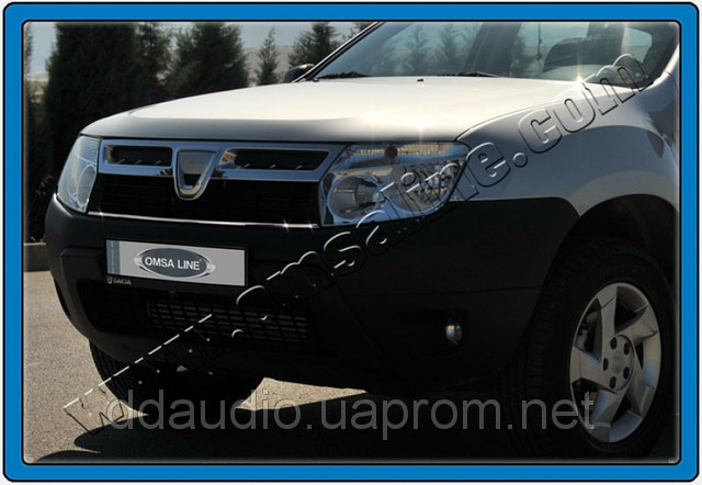 Renault Duster 2008-2017 гг.
