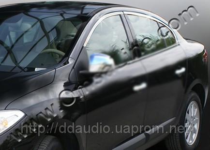 Renault Fluence 2009+ гг.
