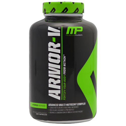Витаминные и минеральные комплексы MusclePharm Armor-v 180 капс