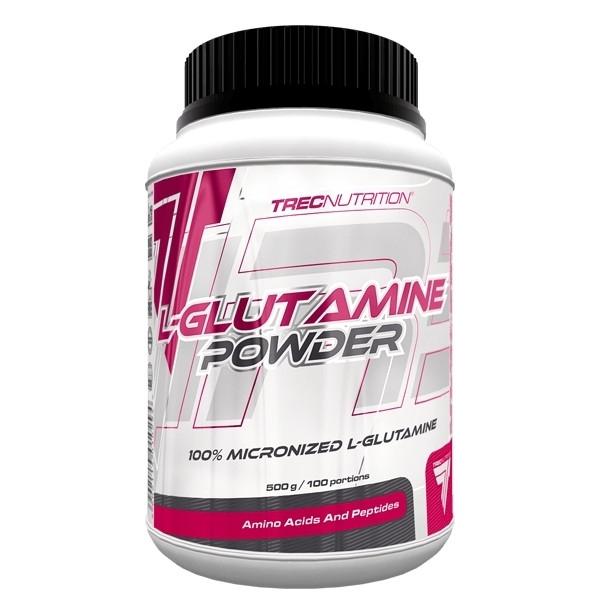 Глютамин TREC nutrition L-Glutamine powder  500 g
