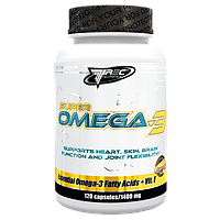 Рыбий жир Омега 3 6 9, Omega 3 6 9 Trec Nutrition Super omega-3 60 капс