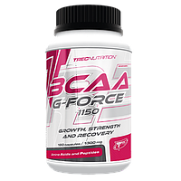 BCAA - Лейцин, Изолейцин, Валин Trec Nutrition Bcaa g-force 1150 360 капс