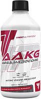 Оксид азота, AAKG TREC nutrition AAKG mega hardcore  500 ml sweet orange