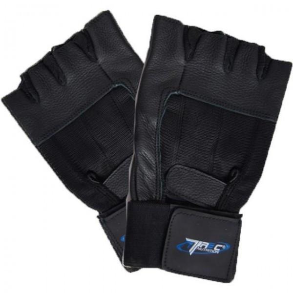 Перчатки спортивные, для зала TREC NUTRITION  Gloves classic Black L