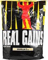 Гейнеры Universal Nutrition Real gains 3100 г