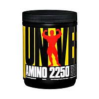 Аминокислотные комплексы Universal Nutrition Amino 2250 100 таб