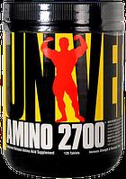 Аминокислотные комплексы Universal Nutrition Amino 2700 120 таб