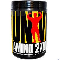 Аминокислотные комплексы Universal Nutrition Amino 2700 350 таб