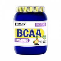 BCAA - Лейцин, Изолейцин, Валин FitMax BCAA Immuno, 600g