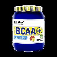 BCAA - Лейцин, Изолейцин, Валин FitMax BCAA + Citrulline  600g