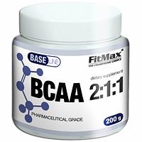 BCAA - Лейцин, Изолейцин, Валин FitMax BCAA 2:1:1  200 g