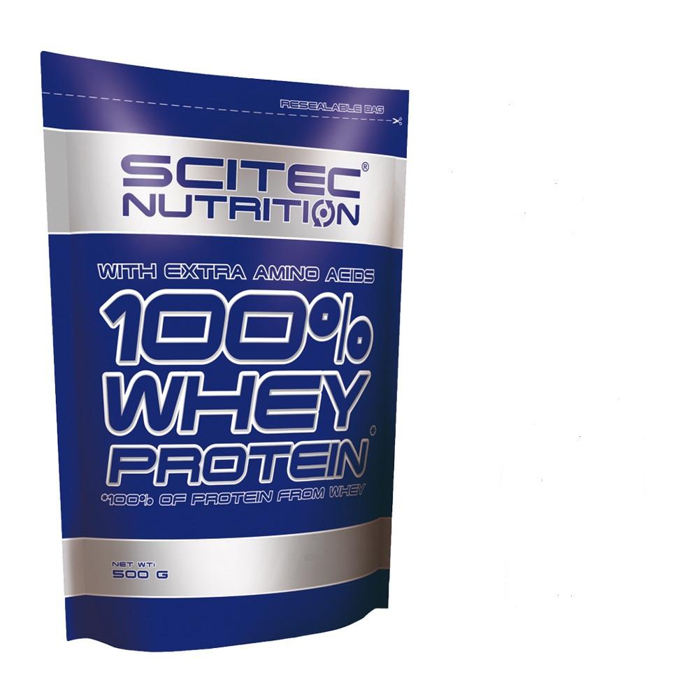 Протеин Сывороточный Scitec Nutrition Whey Protein 500g