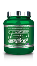 Протеины Изолят Scitec Nutrition Zero sugar/zero fat isogreat 900 g
